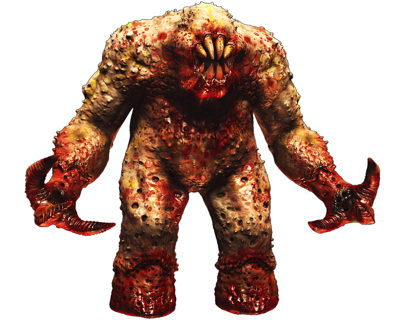 Shambler - Quake video game monster - Profile - Writeups.org Quake Shambler
