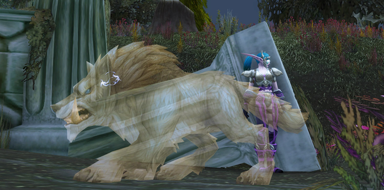 World of Warcraft - Sample draenei shaman profile - Ravenstill ...
