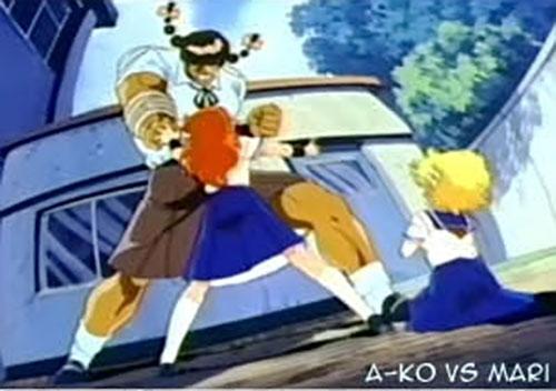 A-Ko vs. Mari