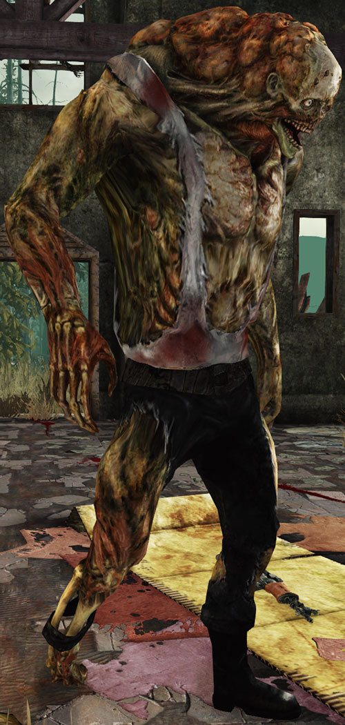 Fallout 3 Abominable Mutant