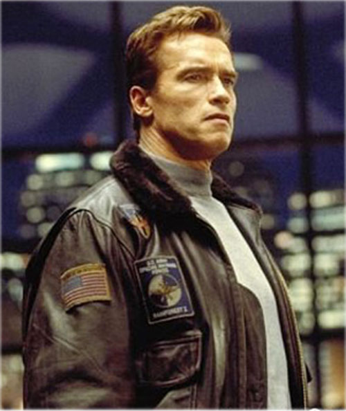 Adam Gibson (Arnold Schwarzenegger in The Sixth Day)