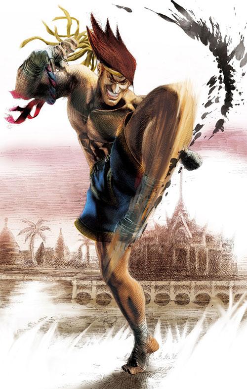 Adon (Street Fighter video games)