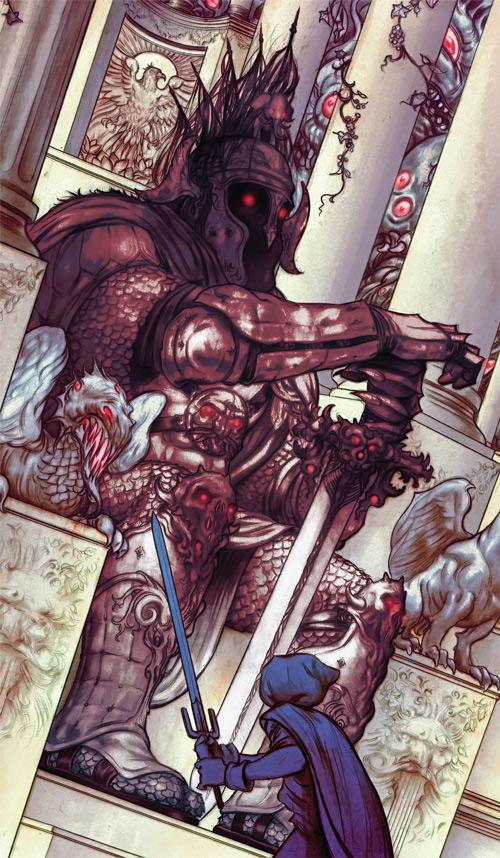 The Emperor (Fables - DC Comics) (Adversary puppet)
