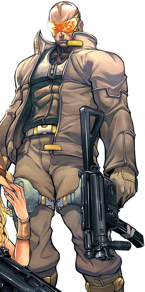 Agent X (Marvel Comics)