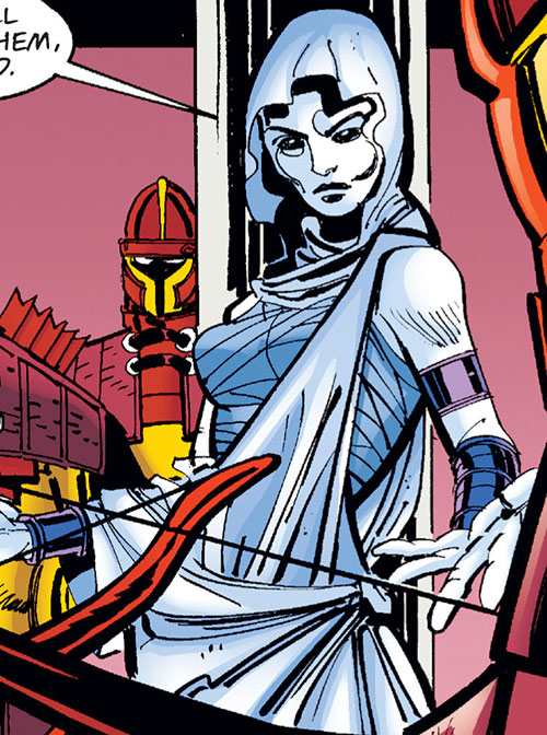 Agrippina (Robin / Batgirl enemy) (DC Comics)