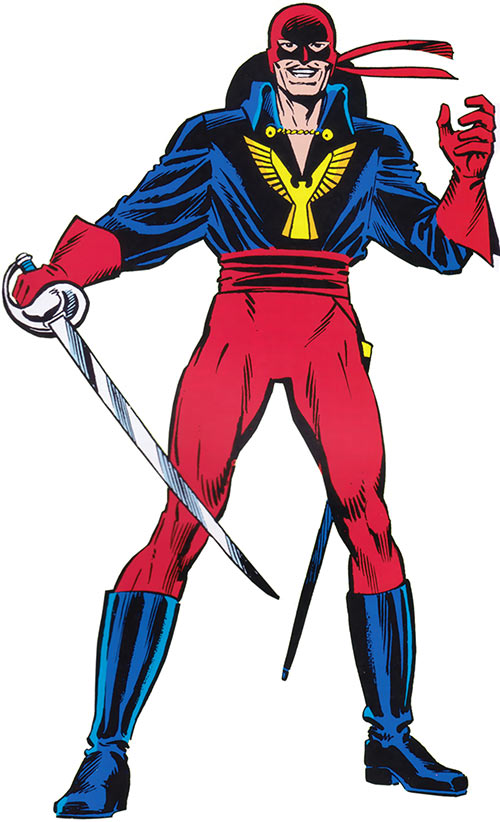El Aguila (Marvel Comics)