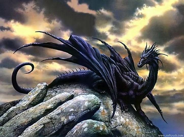 Akalandrazor the dragon
