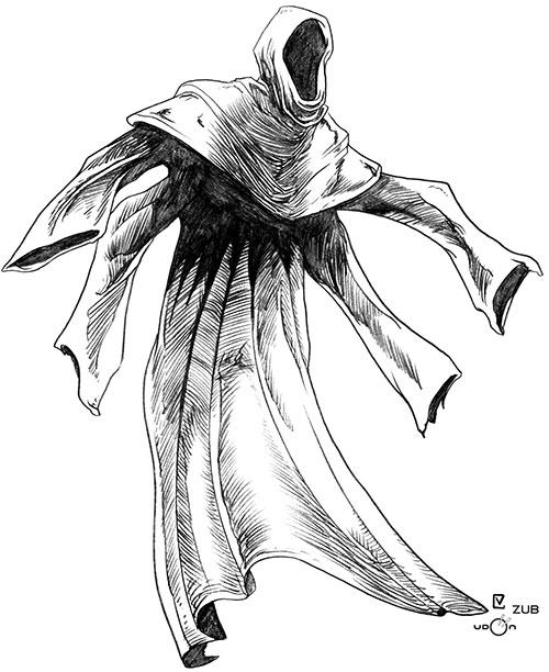 Akheva (Everquest Luclin) - xakra ghost shade