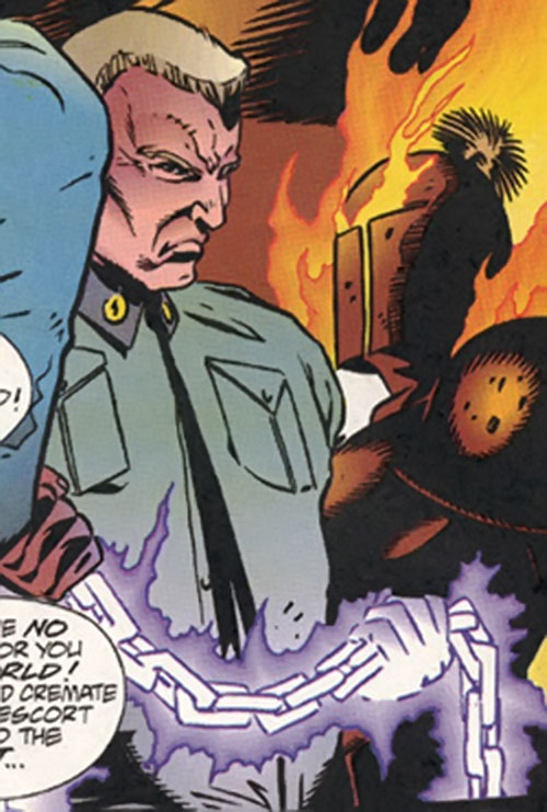 Aktung (Motorhead enemy) (Dark Horse Comics)