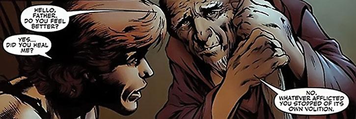 Albert Destine - Marvel Comics - Clan Destine - Alan Davis ...