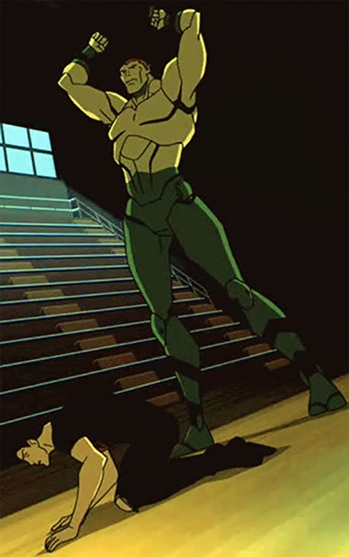 Young Justice Green Arrow