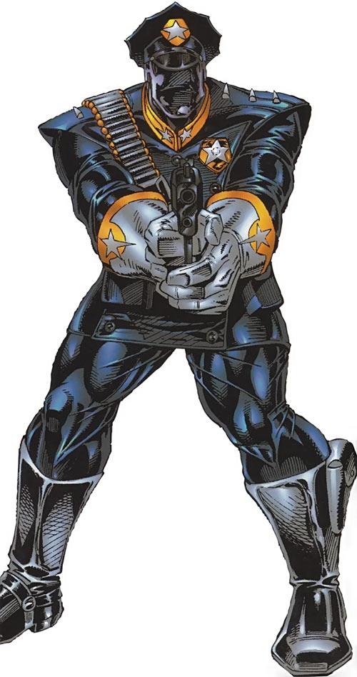 Americop (Marvel Comics) (Captain America character)