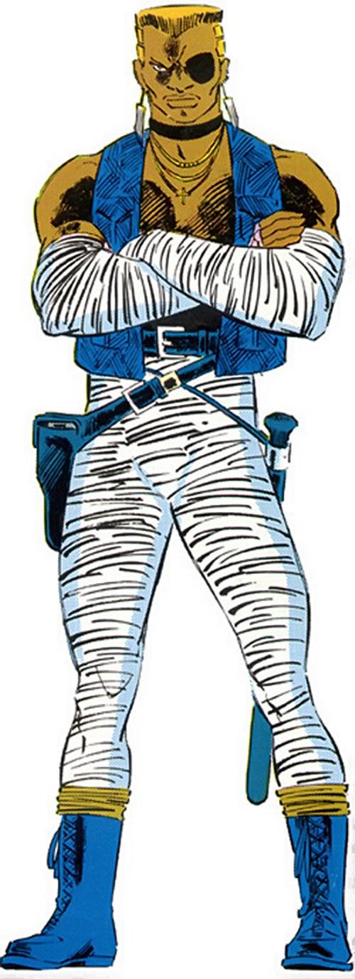 Ammo (Daredevil enemy) (Marvel Comics)
