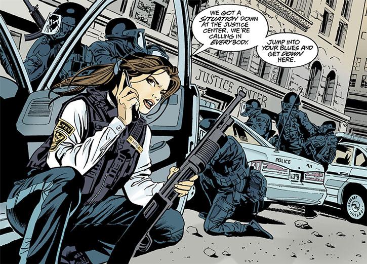 Entrada da Prisão Amy-Rohrbach-Nightwing-DC-Comics-h2