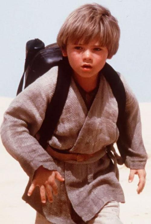 Anakin Skywalker (Jake Lloyd in Star Wars episode 1)