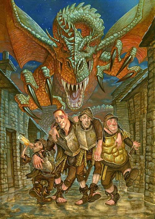 Ankh-Morpork City Watch (Terry Pratchett's Discworld)