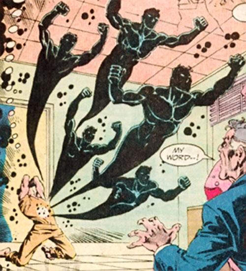 Antibody of DP7 (New Universe Marvel Comics) releases 5 antibodies
