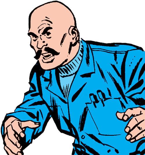 Anton Vanko (Iron Man enemy) (Marvel Comics)