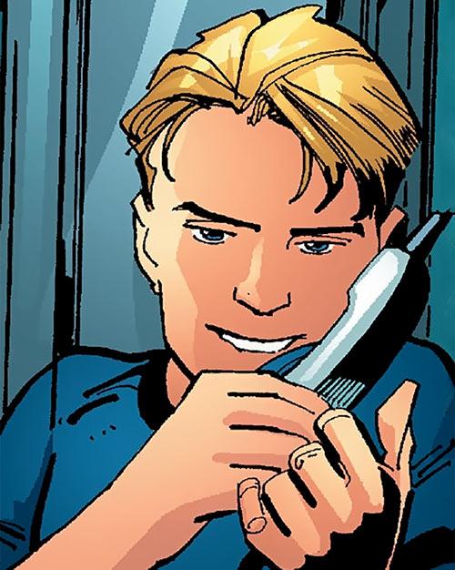 Aquaman (Imagine Stan Lee version) (DC Comics) human form