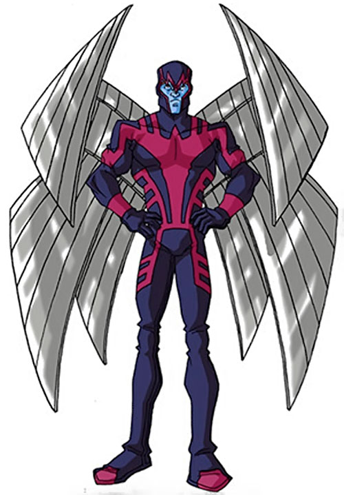 Archangel (X-Factor) (Marvel Comics) by RonnieThunderbolts