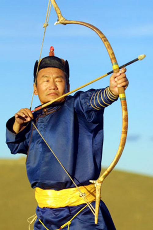 Traditional Asian archery