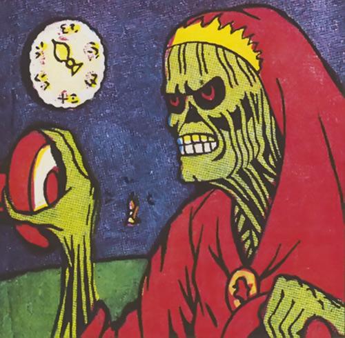 Arco (Fantomah comics by Fletcher) the scientist