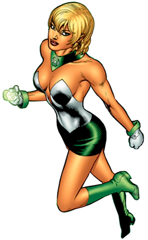 Arisia (Green Lantern) (DC Comics)
