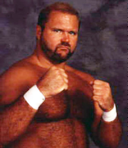 Arn Anderson the enforcer