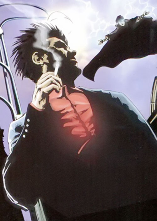 Asia Minor (Fallen Angel character) (Peter David comics) and Lee