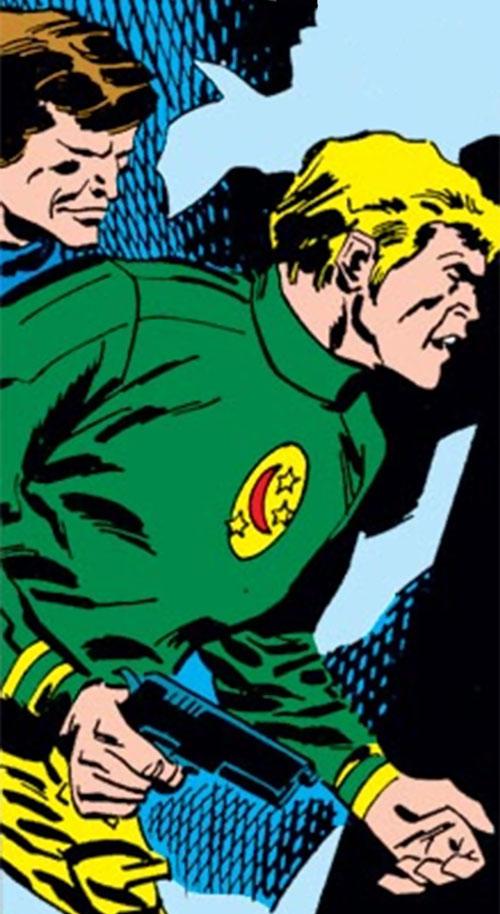 Astrologer's henchmen (Black Widow enemy) (Marvel Comics)