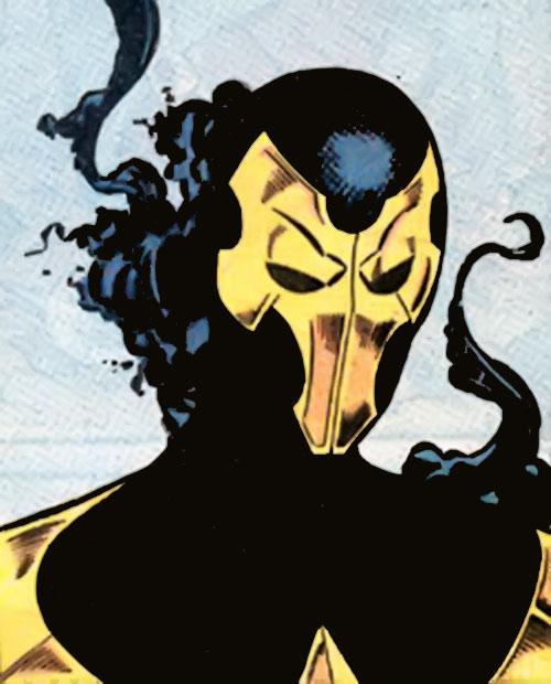 Asylum of Psionex (Marvel Comics) head closeup