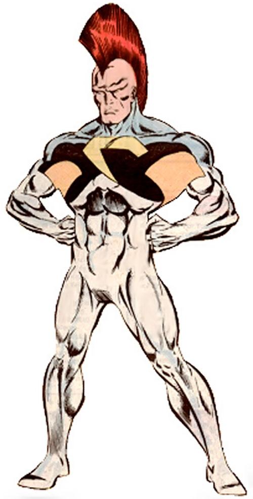 Atmos of the Legion of Super-Heroes (pre-reboot DC Comics)