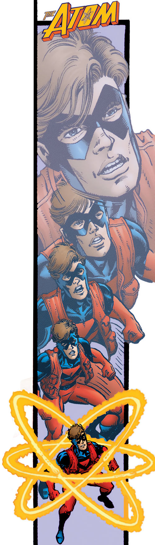 Teen Atom (Ray Palmer) (DC Comics)
