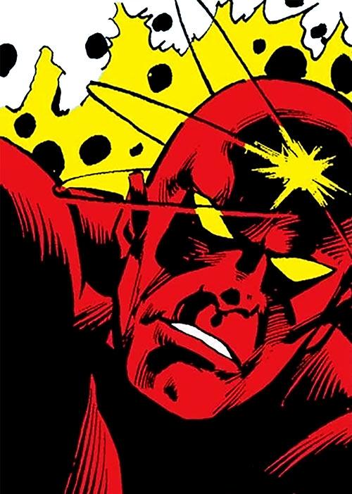 Atom-Smasher (Black Goliath & Thing enemy) (Marvel Comics) portrait