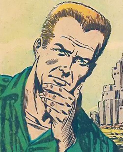Atomic Knights (DC Comics) - Gardner Grayle 1/4