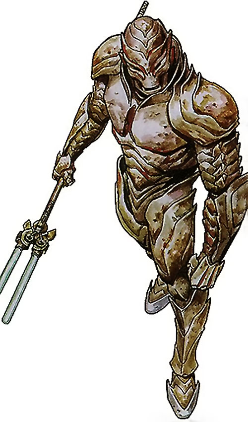 August General in Iron of the Great 10 (DC Comics)
