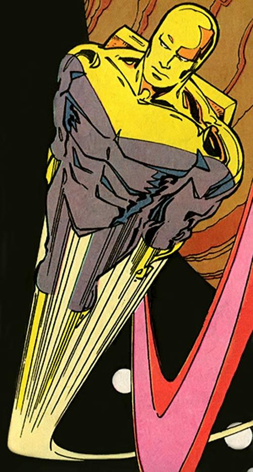 Auron (Superman ally) (DC Comics)