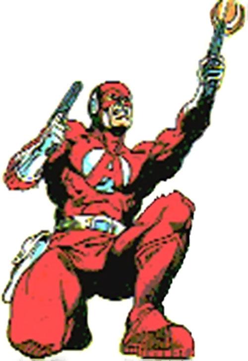 Avenger (Femforce) (Sentinels)