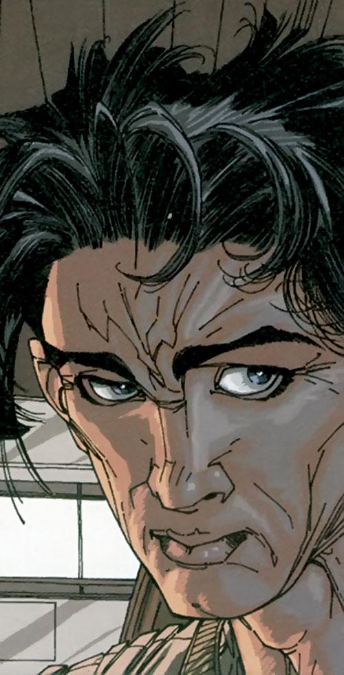 Avi Barak of StormWatch Team Achilles (Wildstorm Comics)