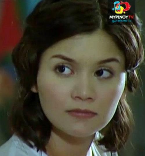 Babaeng Impakta (Nadine Samonte in Darna series) face closeup