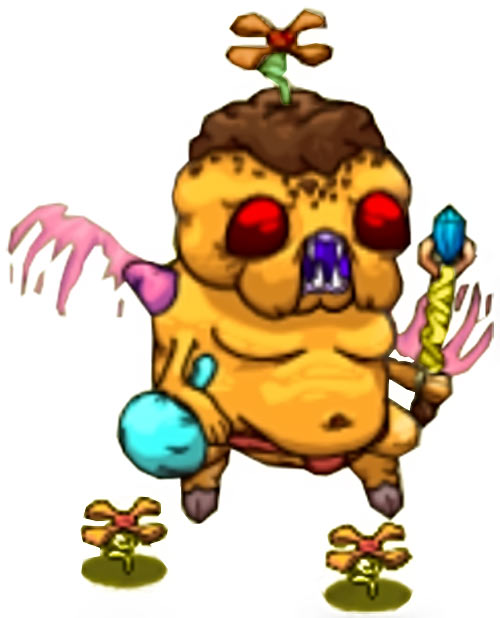 Baconweed Fairy in the Crashlands video games
