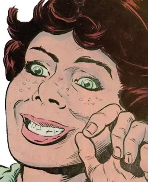 Badb of the Jihad (Suicide Squad enemy) (DC Comics)