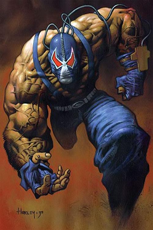 Bane (DC Comics) by Horley