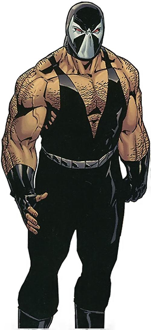 Bane of the Secret 6 (DC Comics)