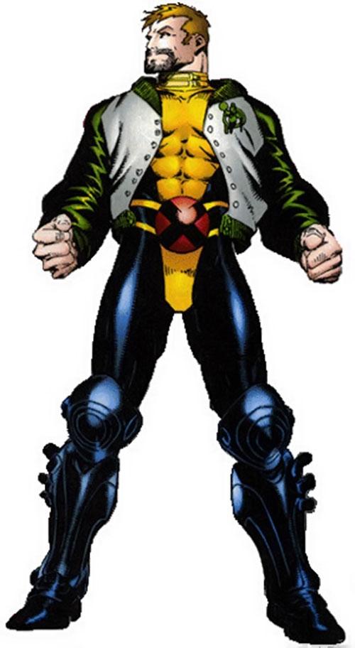 Banshee of Generation X (Marvel Comics)