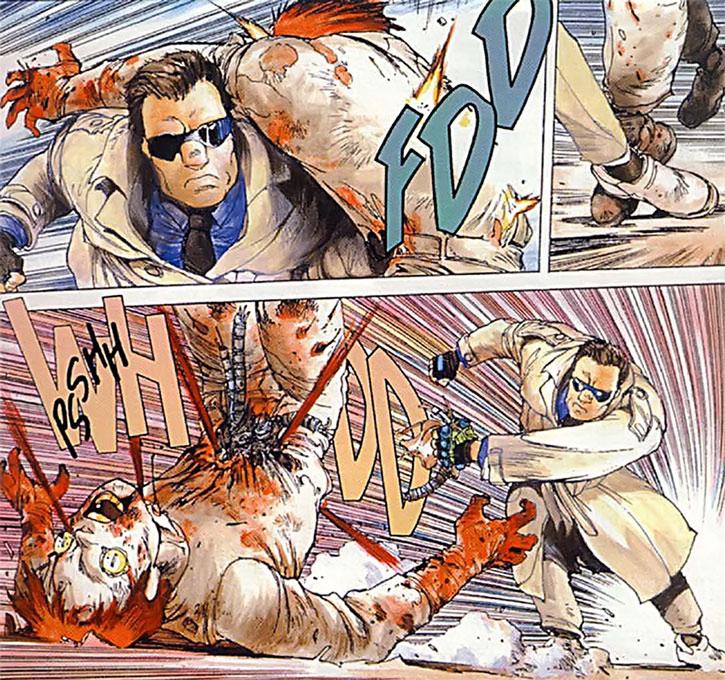 Resultado de imagem para ghost in the shell manga original