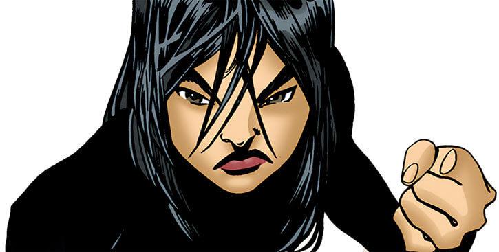 Batgirl (Cassandra Cain) in her civvies
