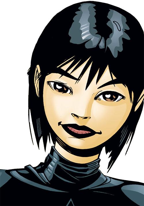 Batgirl (Classic Cassandra Cain) (DC Comics) portrait