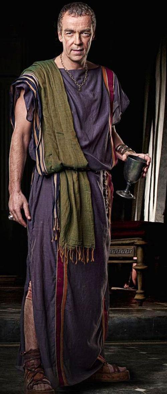Batiatus (John Hannah in Spartacus)