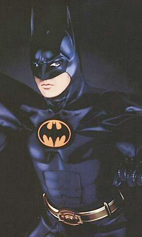 Batman (Michael Keaton) costume still